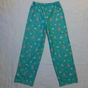 Girls Carter's Lounge Pajama Bottom Ballerina 14